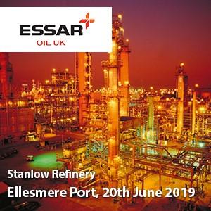 Essar Oil UK Event