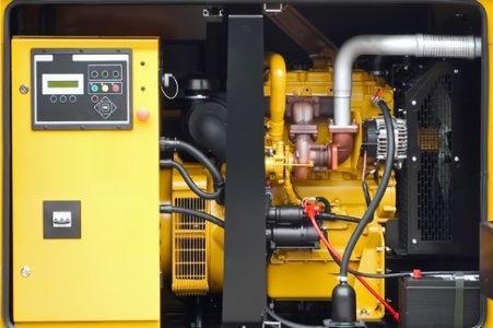 Mobiele stroomgenerator