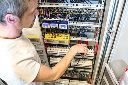 Isolatiemeting: bij herhalingstests van elektrische installaties