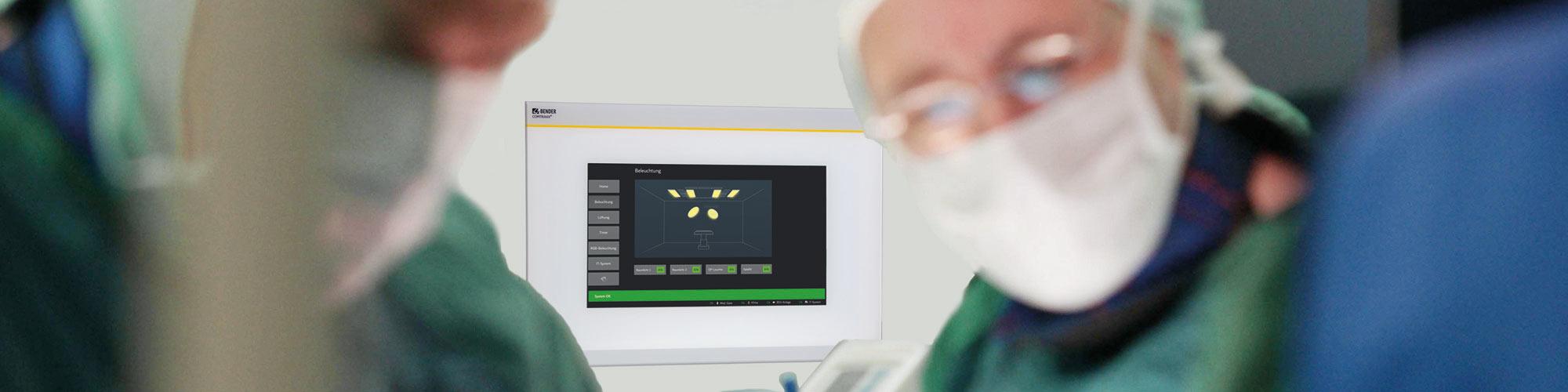 La solution globale de sécurité pour les locaux à usage médical