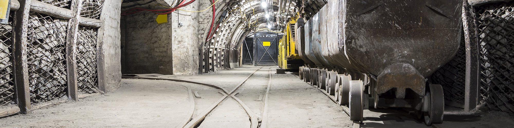 Ondergrondse mijnbouw
