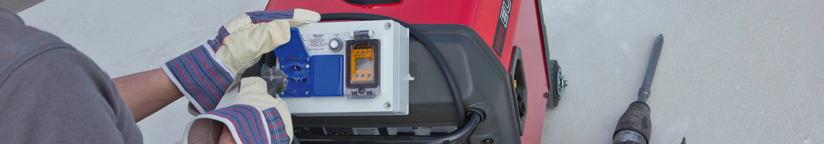 Utiliser en toute sécurité les générateurs portables