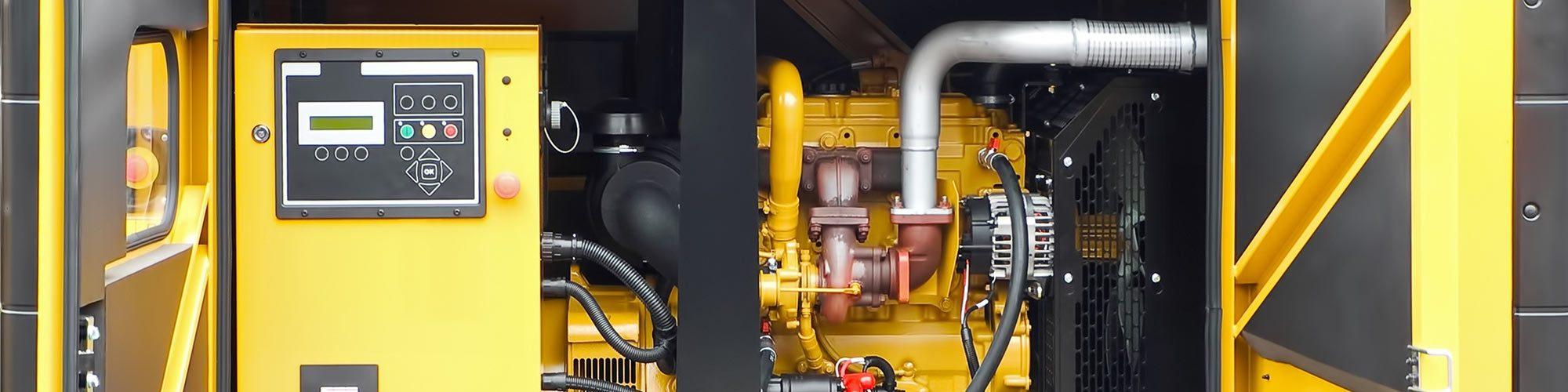 Ingebouwde generatoren