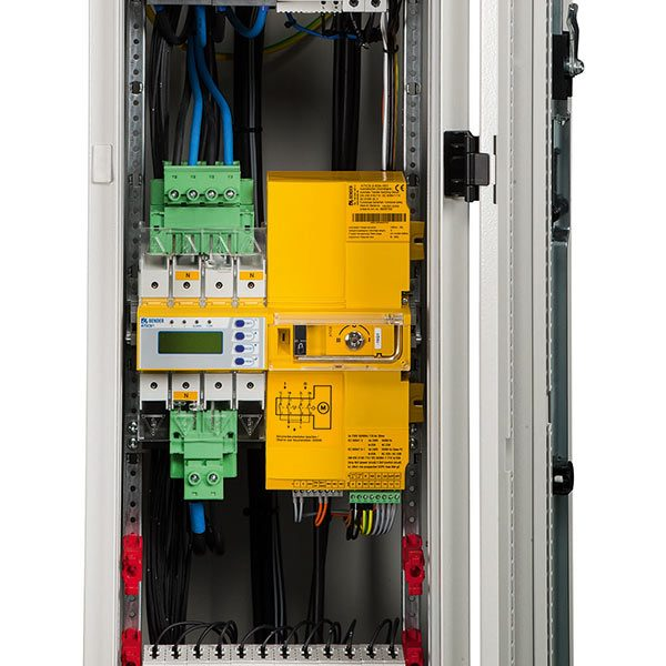 [Translate to Nederlands:] Switching equipment and distribution boards