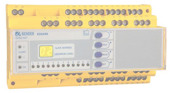 ISOSCAN® EDS490-L