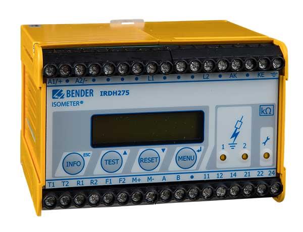 ISOMETER® IRDH275BM-7 avec AGH675S-7...