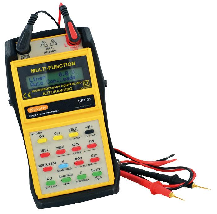 NSPT Surge protection tester