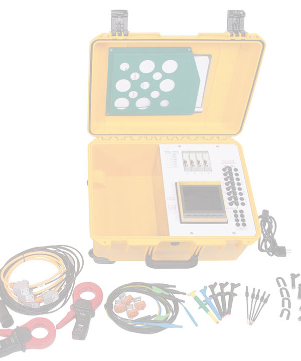 LINETRAXX® mallette de mesure PEM735