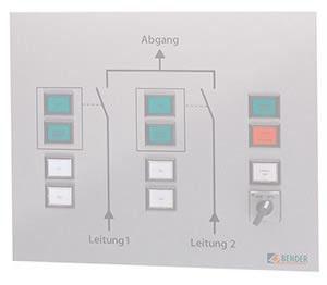 Tableau de signalisation et de commande TMX-HA