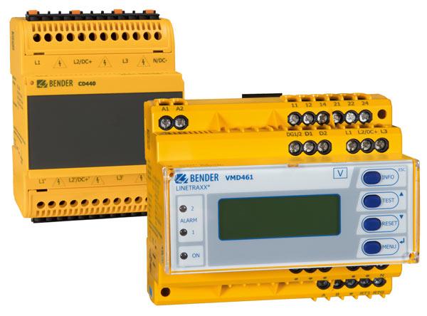 LINETRAXX® VMD461 avec CD440