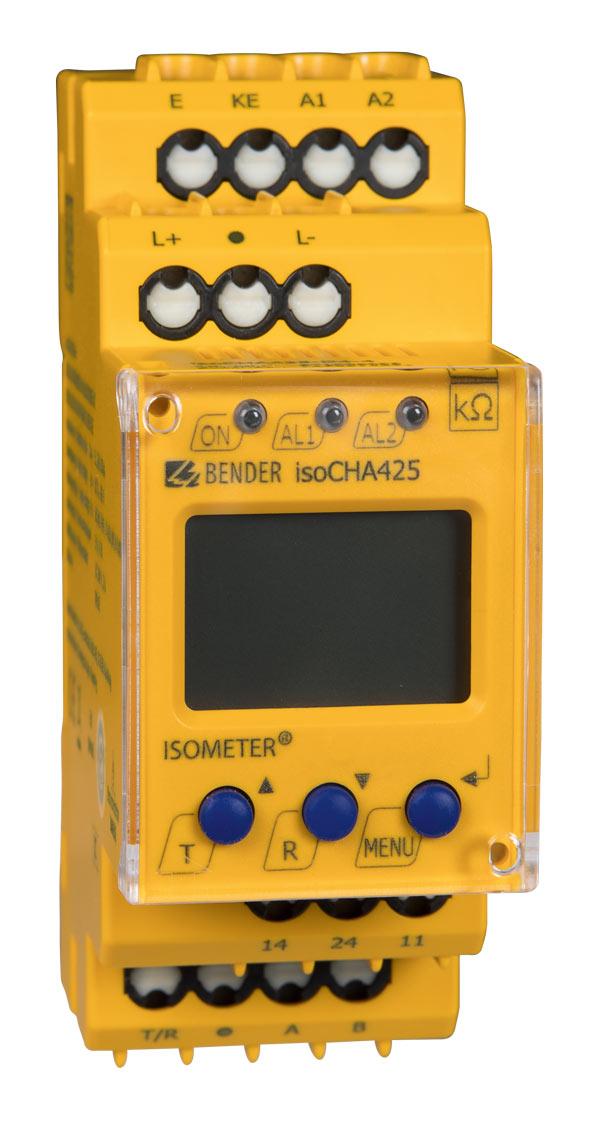 ISOMETER® isoCHA425